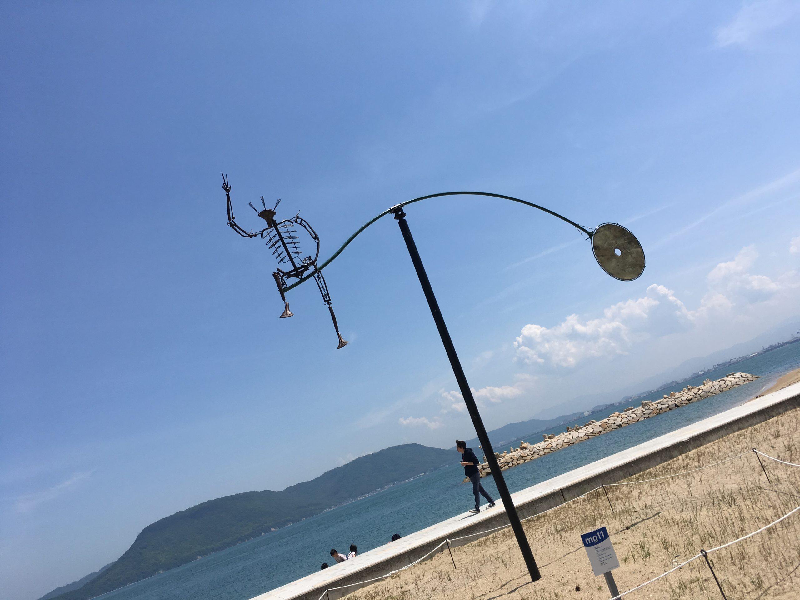 女木島のアート